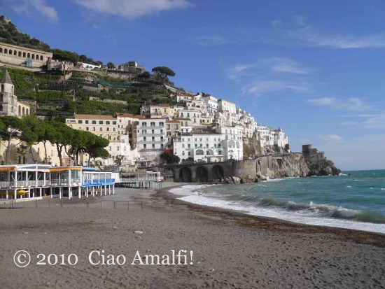 Ciao Amalfi Coast Blog Amalfi November