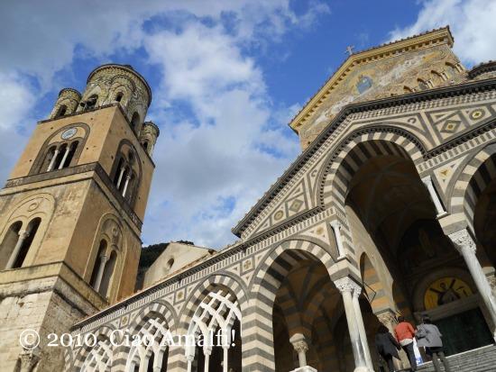 Amalfi Coast Duomo St. Andrew