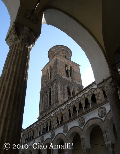 Duomo of Salerno Atrium