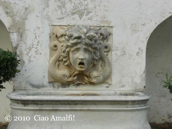 Amalfi Coast Fountain Vietri sul Mare