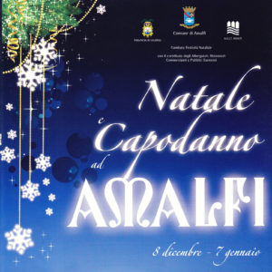 Christmas and New Year's in Amalfi 2010