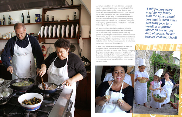 Mamma Agata Amalfi Coast Cooking School