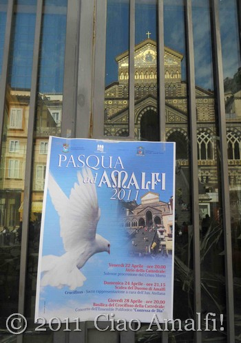 Pasqua Sign Amalfi 2011