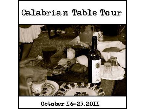 Calabrian Table Tour Italy