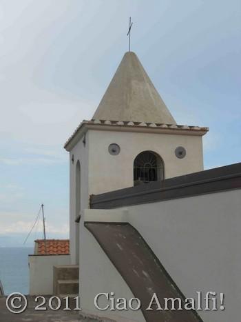 Ciao Amalfi Coast Blog Festival of Sant'Antonio Campanile