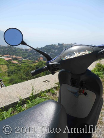 Ciao Amalfi Coast Blog Motorino Ravello View