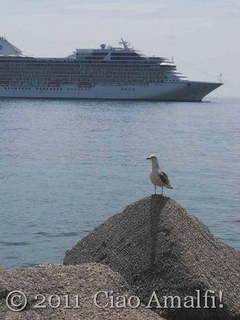 Oceania Marina in Amalfi