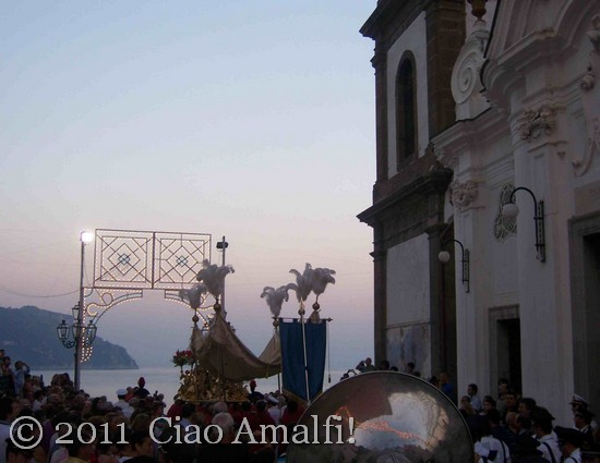 Festival of La Maddalena in Atrani