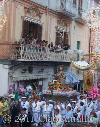 Festival of San Pietro in Cetara