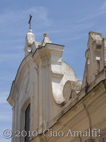 Church of Santo Stefano Capri