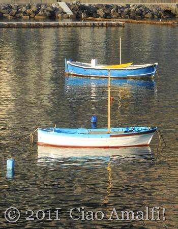 Reflections on the Amalfi Coast