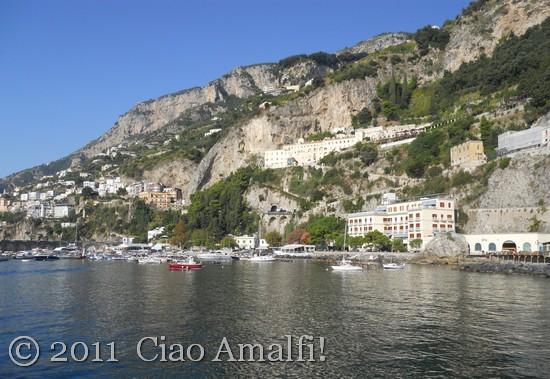 Amalfi Harbor