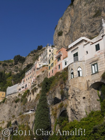 Traditional Architecture in Amalfi