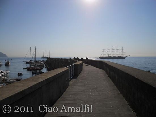 The Perfect Walk in Amalfi