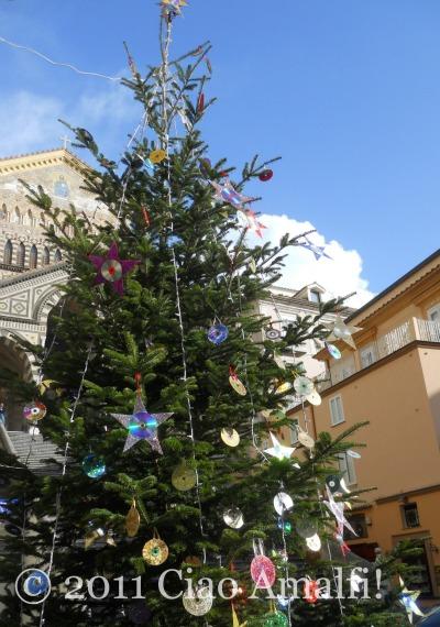 Christmas on the Amalfi Coast