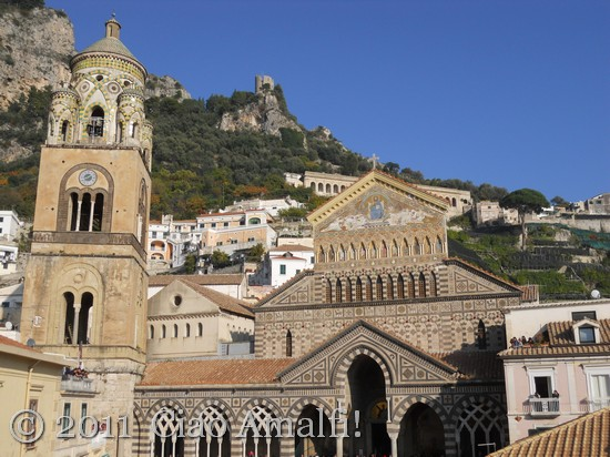 Cathedral of St. Andrew in Amalfi