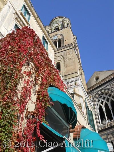 Autumn in Amalfi