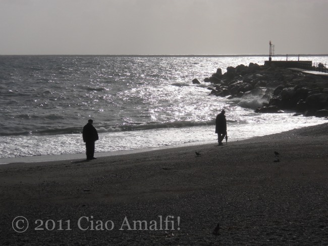Winter on the Amalfi Coast