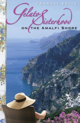 Gelato Sisterhood on the Amalfi Shore by Chantal Kelly