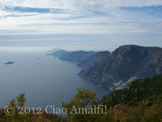 Hiking on the Amalfi Coast