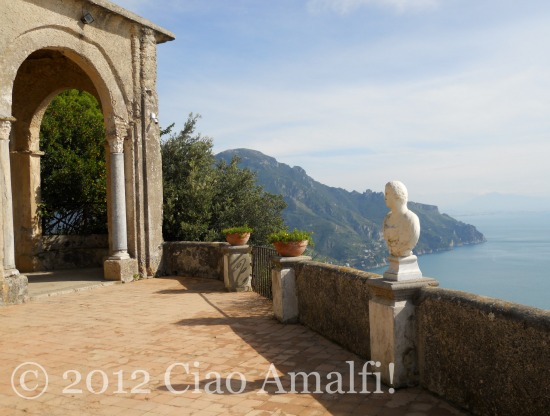 Amalfi Coast Romance in Ravello