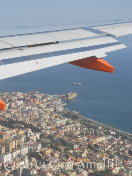 Castel dell' Ovo Bay of Naples