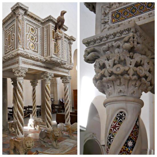 Ciao Amalfi Coast Blog Duomo Ravello Pergamo