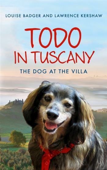 Todo in Tuscany The Dog at the Villa Book Review