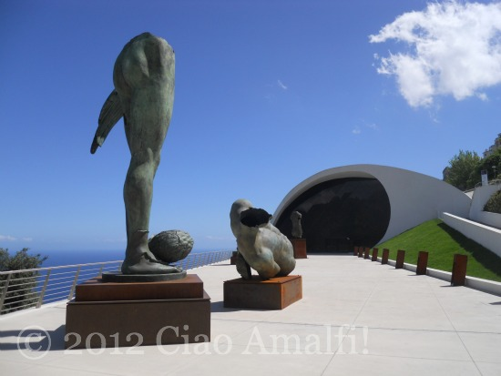 Ravello Festival Exhibition Oscar Niemeyer Amalfi Coast