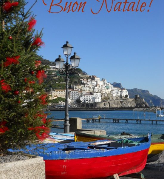Amalfi Coast Holiday Gift Guide