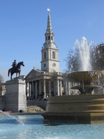 London Trafalgar Square Vacation Rental