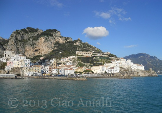 Sunshine in Amalfi for Valentine's Day