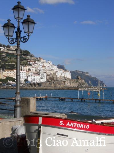 San Valentino Boat Amalfi
