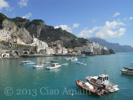 Ciao Amalfi Coast Blog Sunny Saturday April