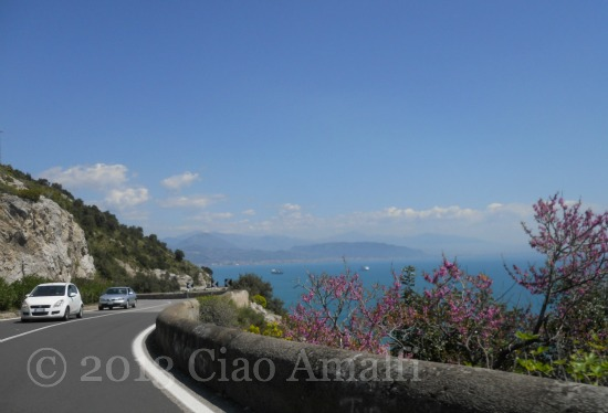 Ciao Amalfi Coast Travel Drive Salerno