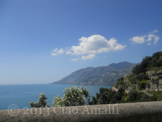 Ciao Amalfi Coast Travel Drive