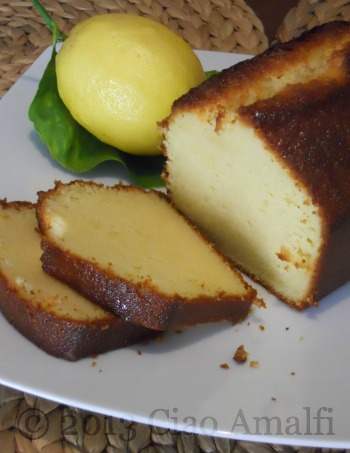 Ciao Amalfi Coast Travel Recipe Lemon Cake