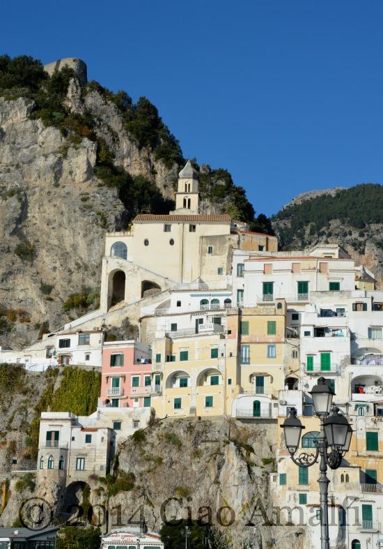 Ciao Amalfi San Biagio Church Amalfi