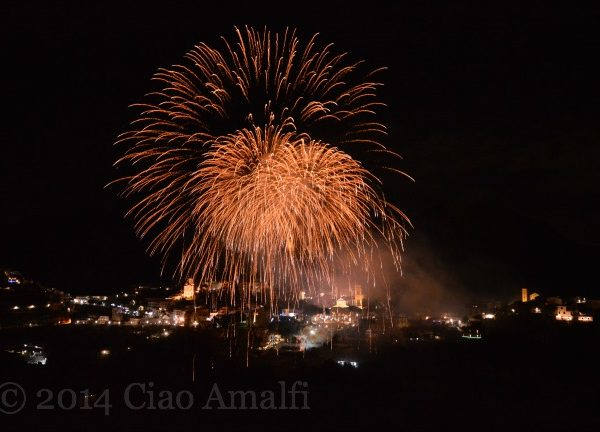 Capodanno on the Amalfi Coast