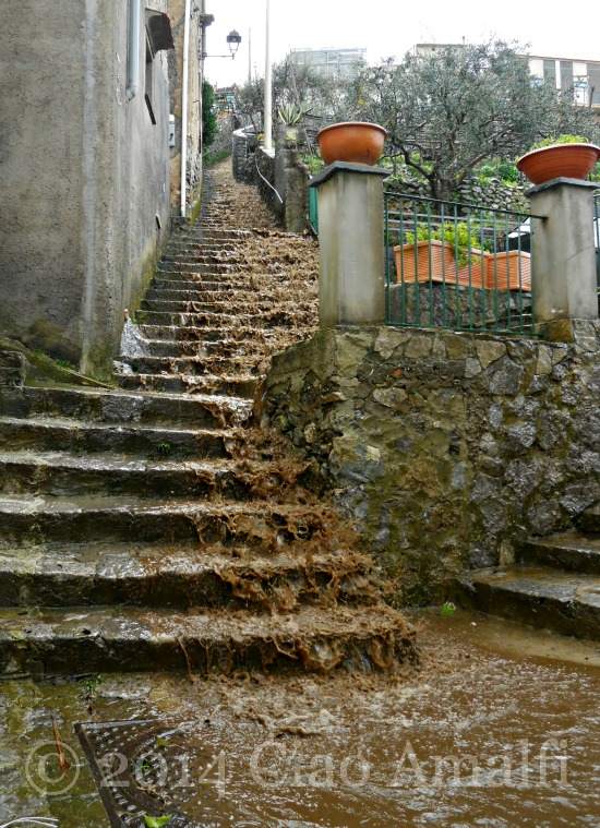 Amalfi Coast Travel Rainy Days