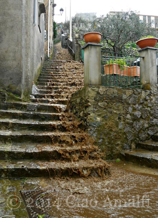 Amalfi Coast Travel Rainy Days