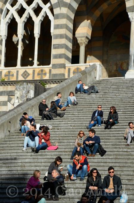 Piazza Duomo Amalfi