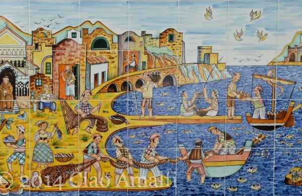 Amalfi Coast Travel History