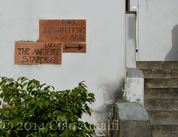 Foto Friday: Up the Ancient Staircases in Amalfi