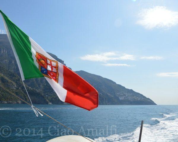 Amalfi Coast Festa della Liberazione