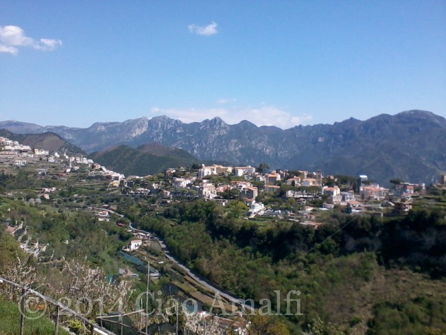 Amalfi Coast Travel April Blue Skies Ravello