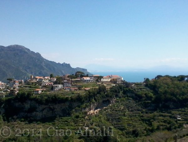 Amalfi Coast Travel Glorious April Weather