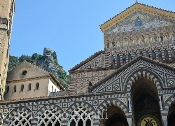 Ciao Amalfi Coast Travel Cathedral of Amalfi