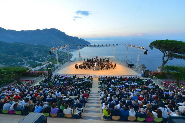 Ravello Festival 2014 Photo by Piero Cioffi