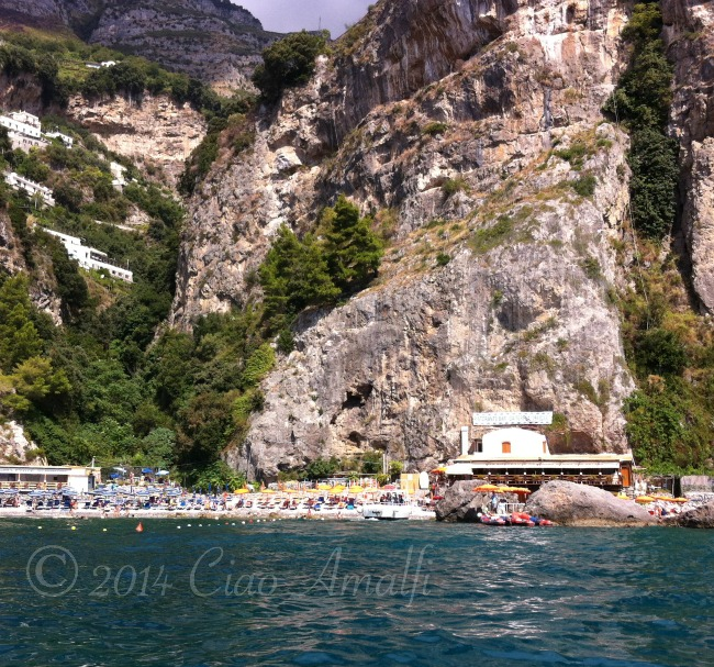 Most Beautiful Beach on the Amalfi Coast